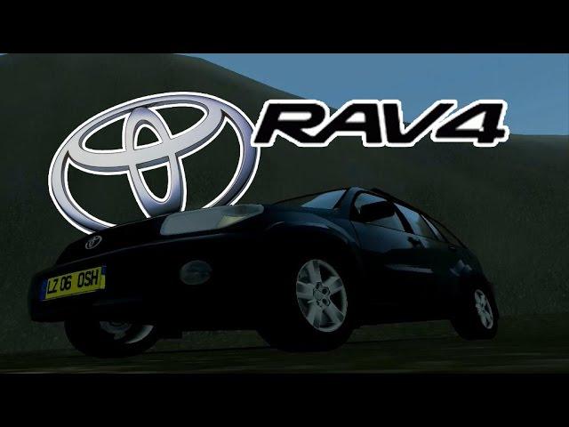 Mod: Toyota Rav4