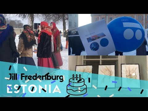 100 Years of Independence in ESTONIA
