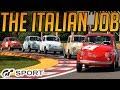 Gran Turismo Sport: The Italian Job Race