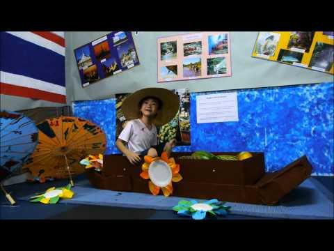 20110924 Bridges Montessori - Asian Fair- Thailand