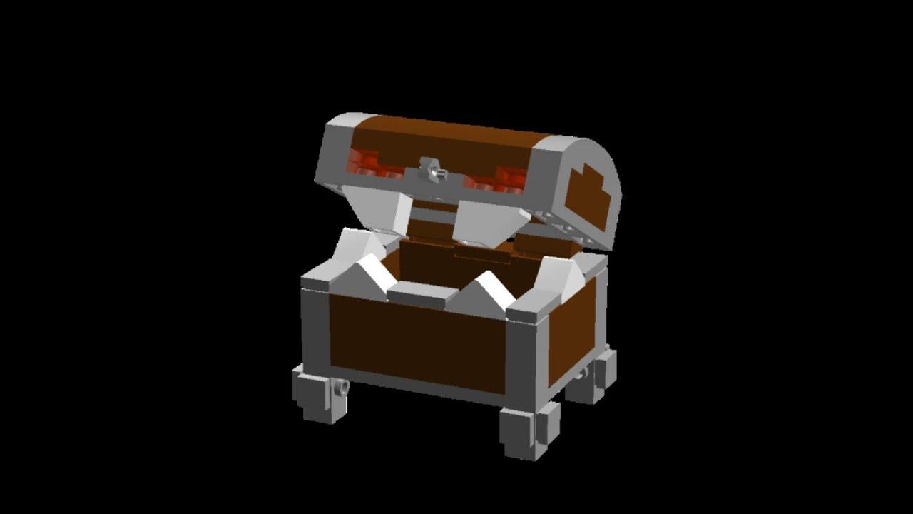 lego skylanders 244 chomp chest youtube