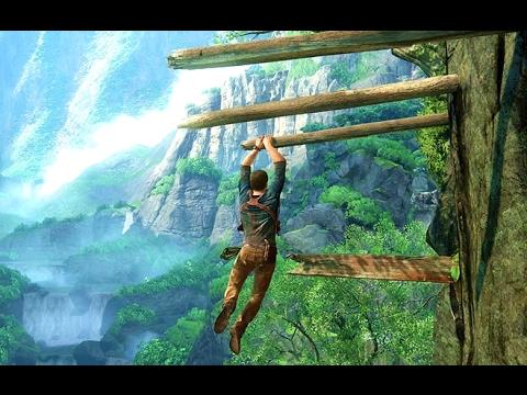 Uncharted 4 – Phần 2: Leo trèo hơn cả người nhện