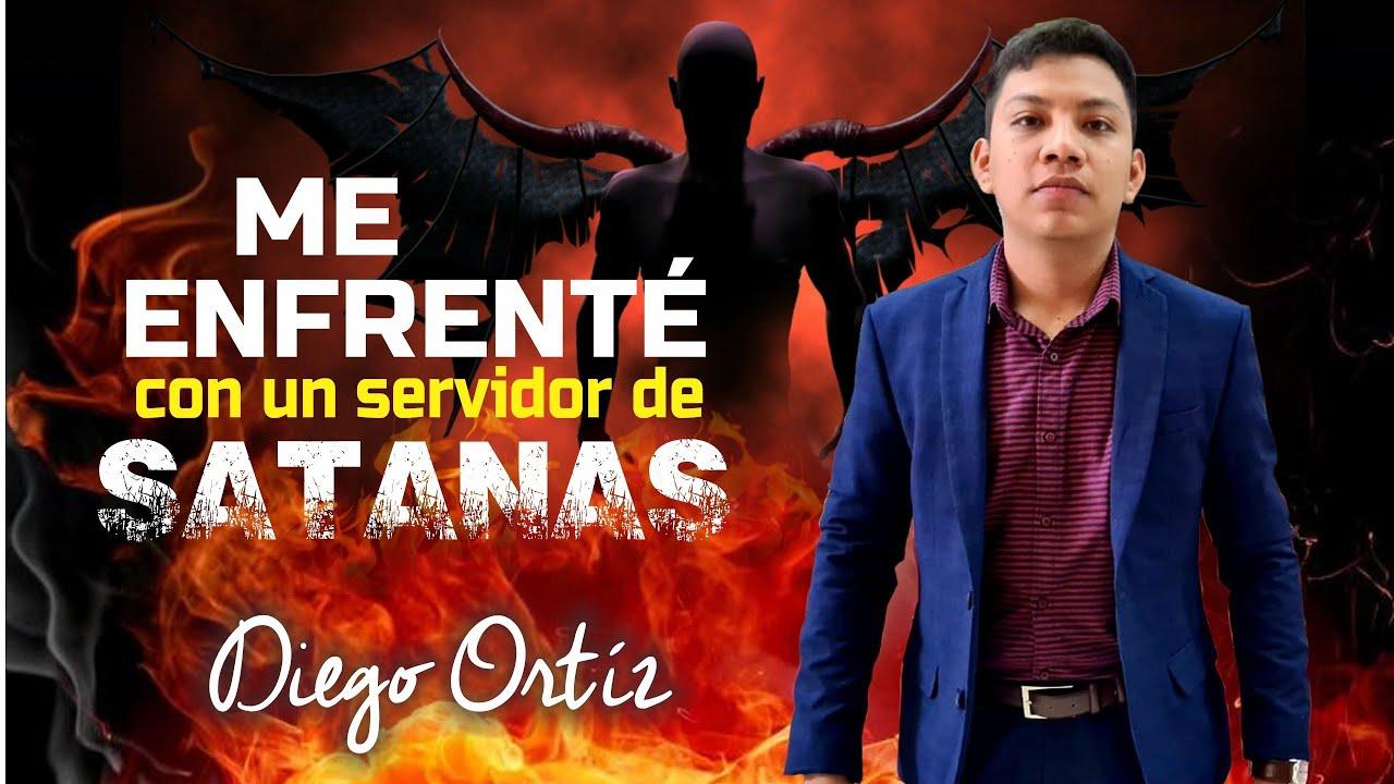 Me Enfrente Con Un SERVIDOR De SATANAS ¡¡¡ REVELACION !!! ( Profeta Diego Ortiz 2020 )
