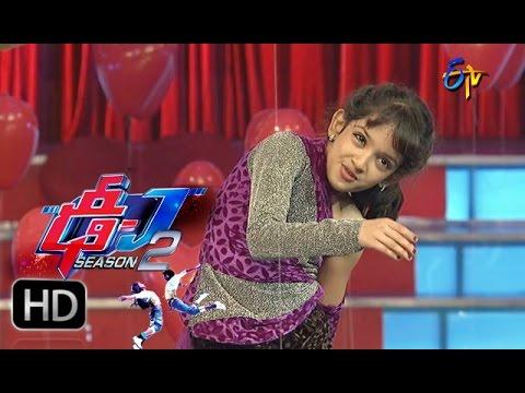 Dhee Juniors2 - Prachi Performance - Manmadha - Manmadha Nee - 7th Oct 2015