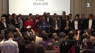 """Municipales à Lille : """"l'immense Tristesse"""" Et """"l'immense Bonheur"""" De Martine Aubry"""