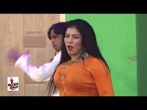 Aneesha Khan - WASEY BADLAN VICHON PAANI - 2018 PAKISTANI MUJRA DANCE - MUJRA MASTI