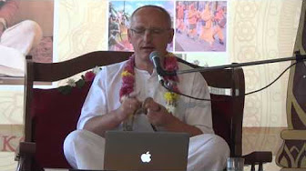 Шримад Бхагаватам 1.1.22 - Аударья Дхама прабху