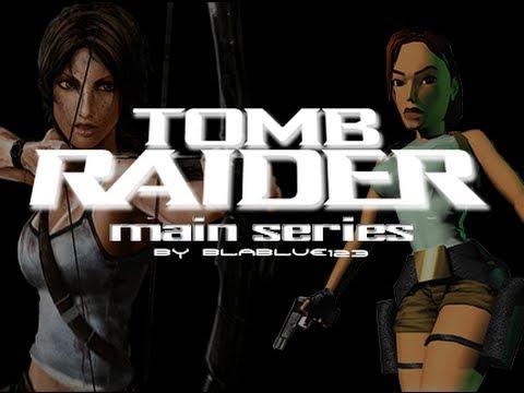History Of Tomb Raider 1996 2013 Main Series Blablue123