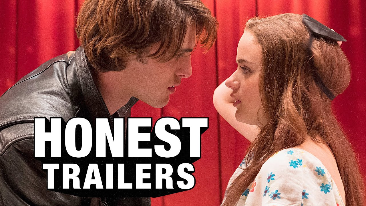 Honest Trailers | The Kissing Booth