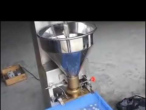 Meatball / Fishball Maker Machine Philippines