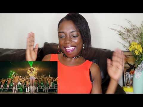 BEYONCE COACHELLA Beychella 2018 PERFORMANCE REVIEW/ REACTION