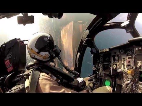 Last Wizard EA-6B Prowler Cruise