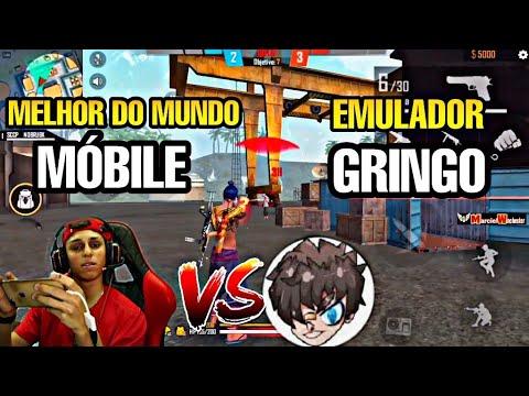 Download 1X1 NOBRU VS EMULADOR GRINGO, MELHOR MOBILE vs GRINGO EMULADOR
