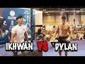 IKHWAN VS DYLAN - ULTIMATE BATTLES 2