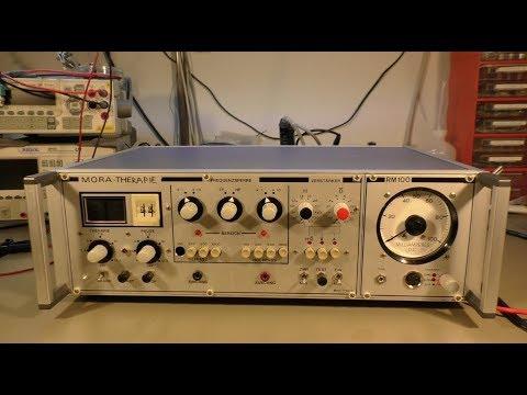 Bioresonance Therapy device MORA2 - what's inside?  (PWJ79)