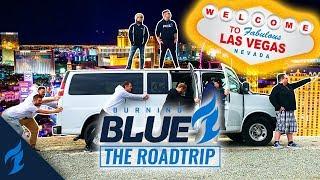 Dallas Fuel Does Vegas   Burning Blue