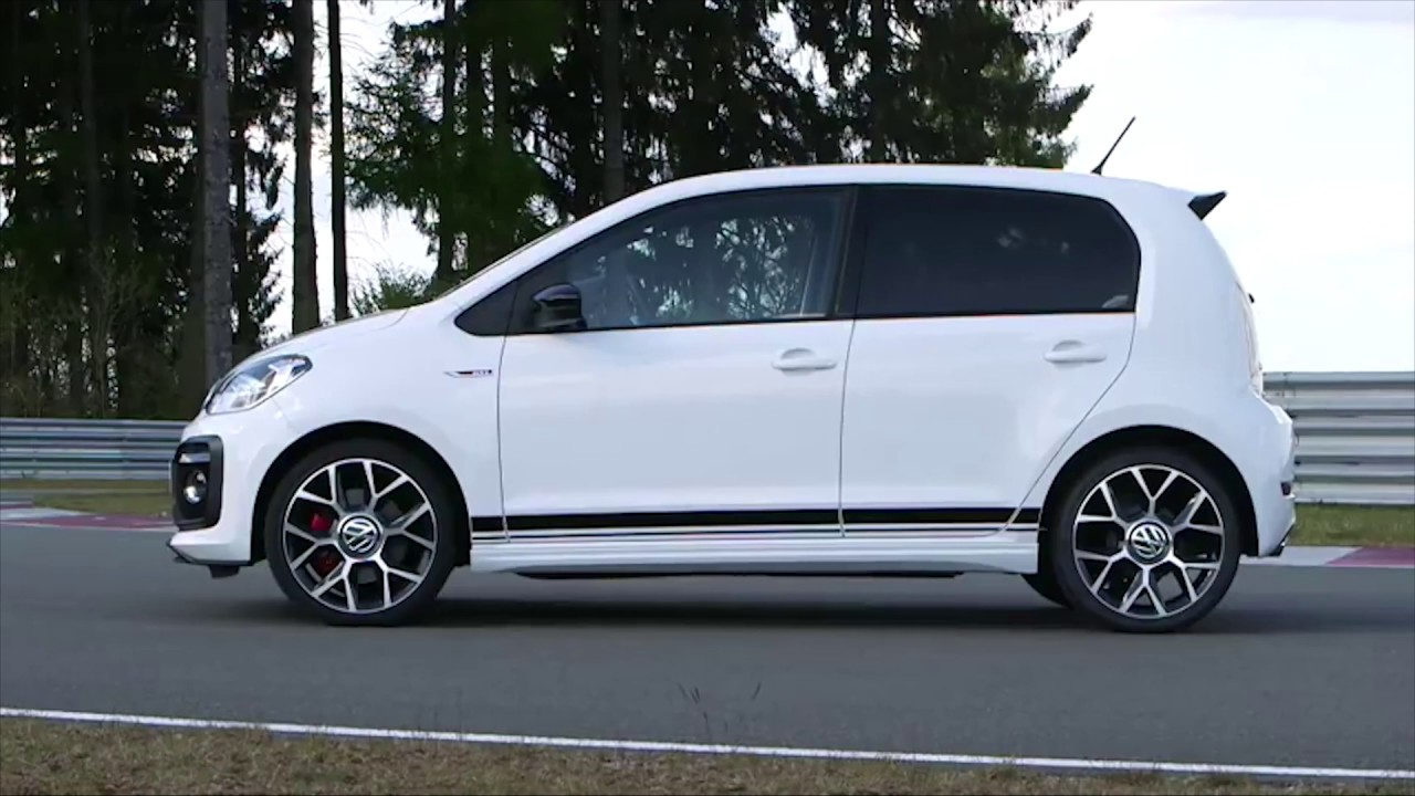 Is it ready to fight the Volkswagen Up! GTI (2018) with ...