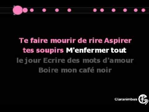 Canción La liste de Rose lyricssoustitresparoles on screen