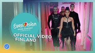Saara Aalto Monsters Finland Official Music Video Eurovision 2018