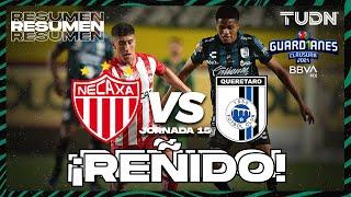 Resumen | Necaxa vs Querétaro | Torneo Guard1anes 2021 BBVA MX - J15 | TUDN