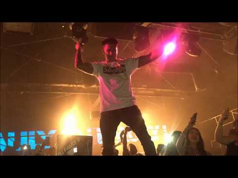 DJ PAULY D LIVE AT CREATE NIGHTCLUB IN HOLLYWOOD 10-6-17