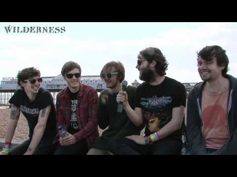 Wilderness Festival interview Dry the River