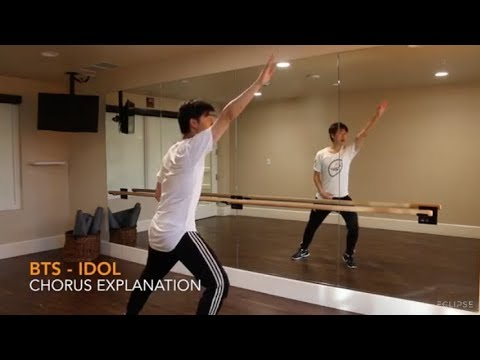 [ECLIPSE] BTS(방탄소년단) - Idol Full Dance Tutorial