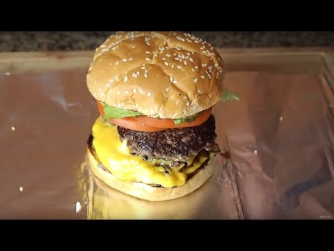 Five Guys Burger Recipe!