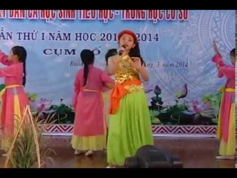 Thùy Dương hát Cò Lả