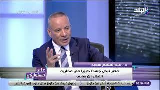 على مسئوليتي - حوار مع الدكتور عبد المنعم سعيد، المفكر السياسي