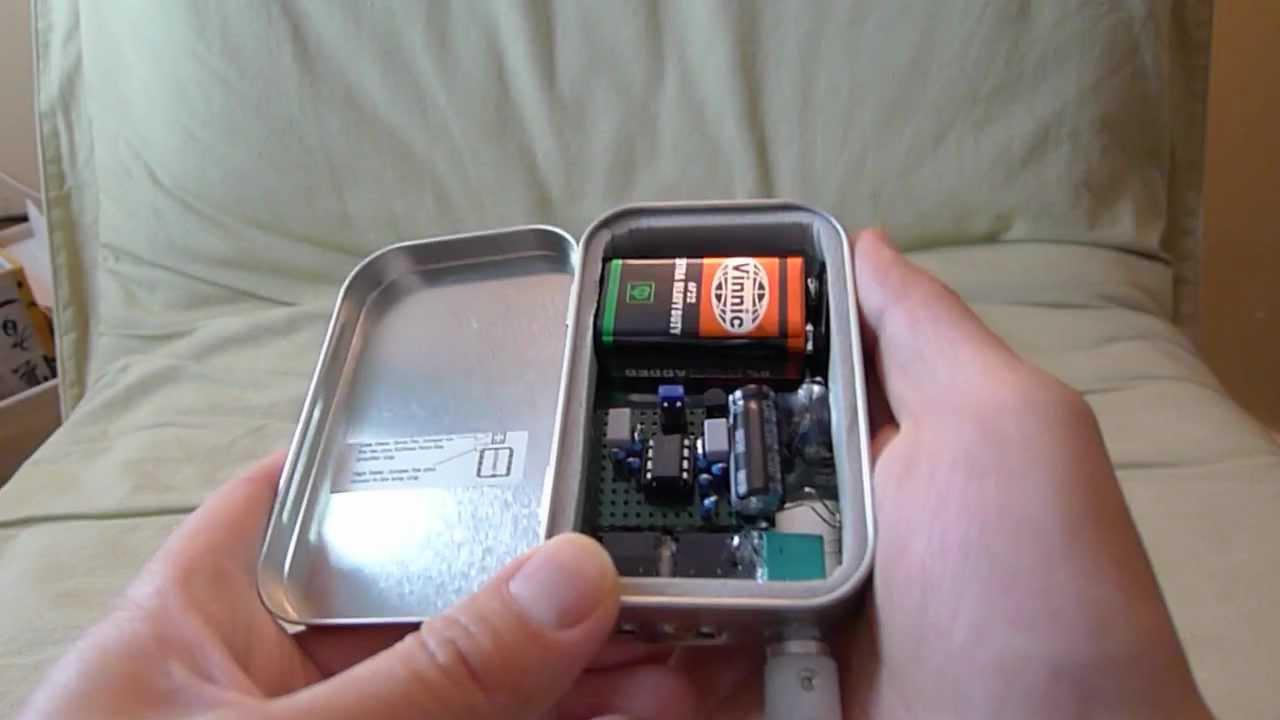 Cmoy portable headphones amp by BioScienceGeek
