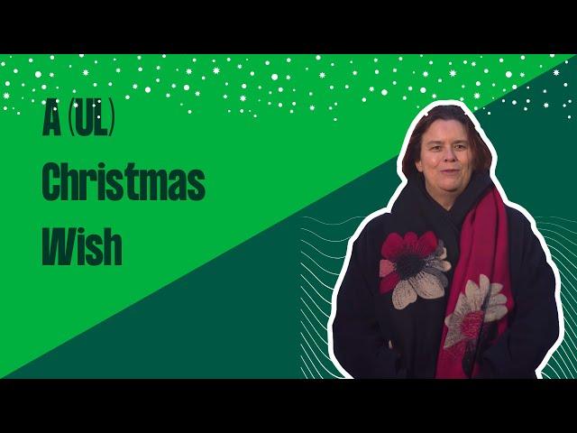 A (UL) Christmas Wish 2020 #TogetherAndApart