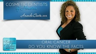 Best Dentist in Houston Fights Oral Cancer: Do You Know the Facts? Thumbnail