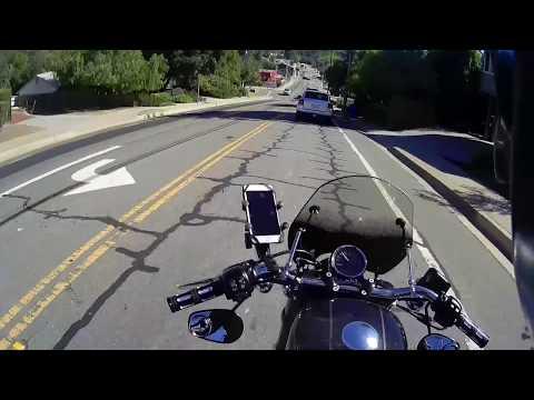 Ride With Hartley 54.1 -  Adventure to Big Sur Part 2