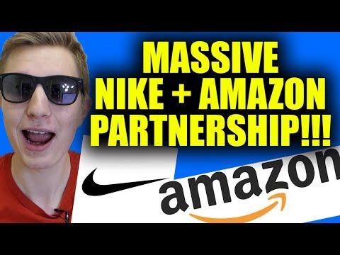 MASSIVE NIKE + AMAZON PARTNERSHIP - Warren Buffet Made $12 Billion Today...& Illinois Is Bankrupt