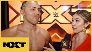 Meet NXT newcomer Joaquin Wilde: NXT Exclusive, June 26, 2019