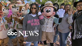 Whoopi Goldberg dishes on Disney