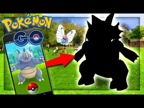 POKEMON GO RARE POKEMON HUNT!