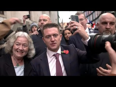The emergence of Tommy Robinson