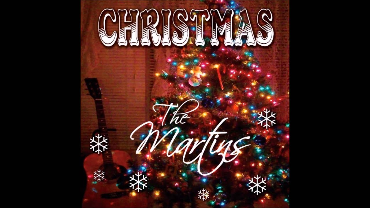 Bluegrass Martins - Two step Around The Christmas Tree - YouTube
