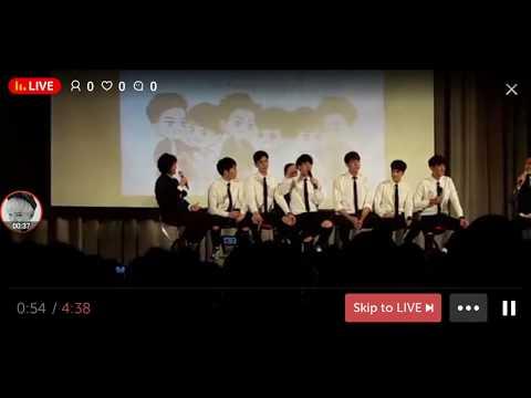 6MoonsAsiaTour Taipei Interview [Credit  Live บ้าน OnlyTee]