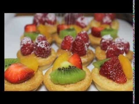 mini tartelettes aux fruits le buffet gourmand youtube. Black Bedroom Furniture Sets. Home Design Ideas