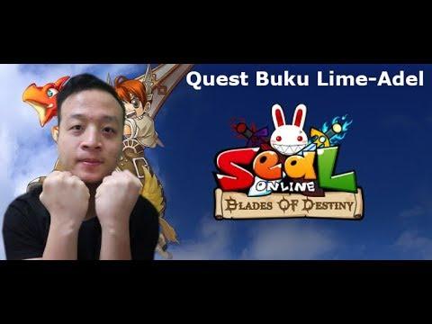 Quest Buku Lime Dan Adel - Seal BOD - Indonesia
