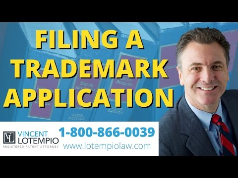 File A Trademark Application - Register a Trademark - Ask an Attorney, Legal Questions