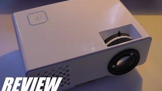 REVIEW: BYINTEK Mini LED Portable Projector (ML218)