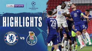 車路士0:1波圖   Champions League 20/21 Match Highlights HK