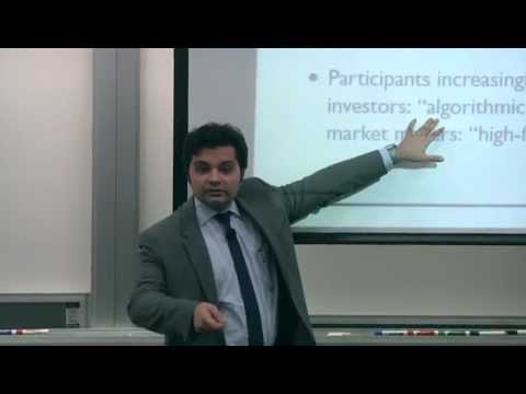 Ciamac Moallemi: High-Frequency Trading and Market Microstructure