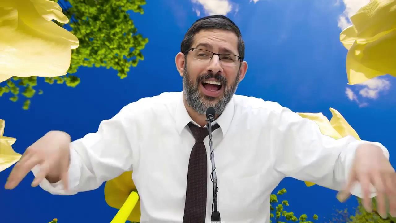 יש בך הרבה טוב וזה הכח שלך! - הרב יוסף חיים גבאי HD - קטע חזק!!!