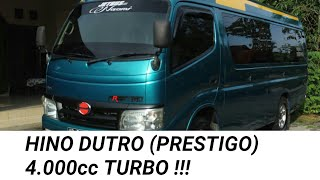 #ReviewJujur - Review JETBUS MC - PRESTIGO - with Adi Putro karoseri - 4000cc TURBO - Huddan OtoVlog