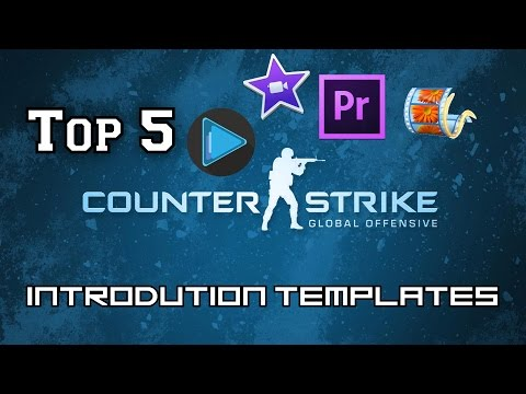 how to make a cs go montage using adobe premiere pro doovi. Black Bedroom Furniture Sets. Home Design Ideas